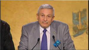 ذير الحكيم أمين الهيئة السياسية في الائتلاف الوطني السوري