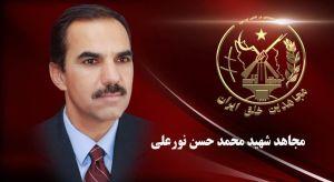 الشهيد محمد حسن نورعلي