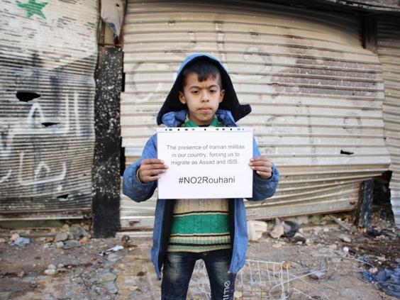 Syrian-children-Iran-7