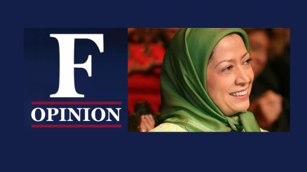Maryam Rajavi Forbes