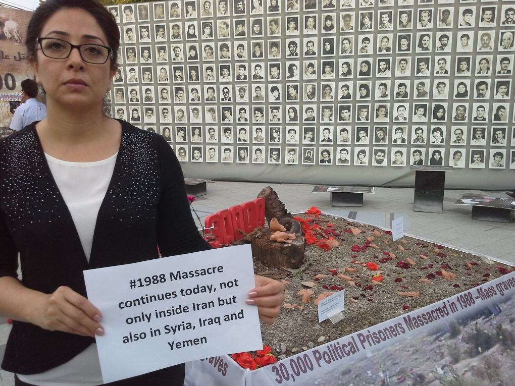 #1988Massacre and solidarity with Syria 12