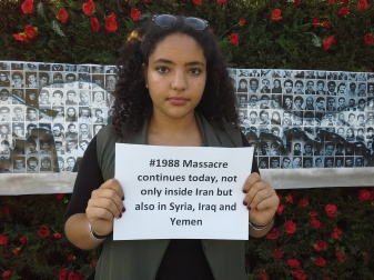 #1988Massacre and solidarity with Syria 5