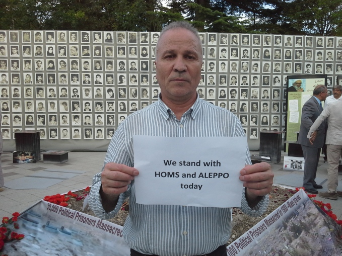 #1988Massacre and solidarity with Syria 6